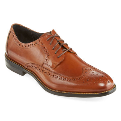 Stacy Adams® Garrison Mens Wingtip Oxfords