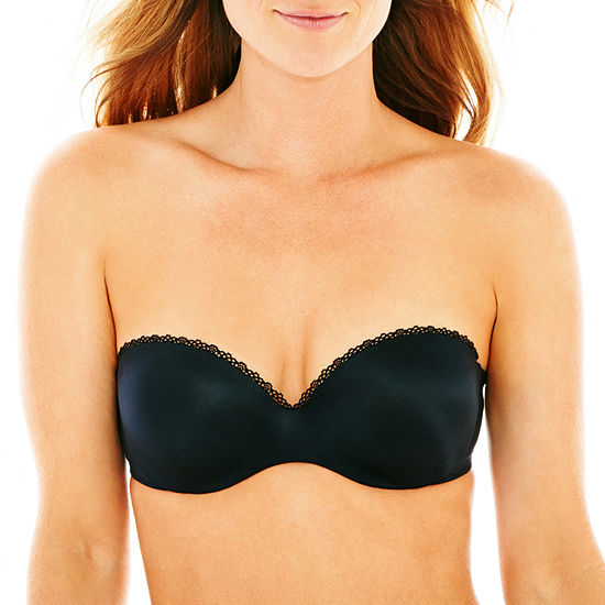 3ace6b12bd Ambrielle Push Up Strapless Bra