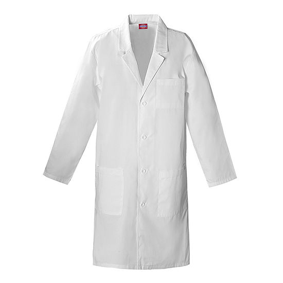 "Dickies® 83403 EDS Professional 40"" Unisex Lab Coat–Big"