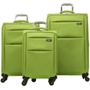 jcpenney.com | Skyway® Flair Softside Expandable Spinner Upright Luggage Collection