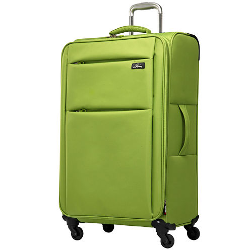 """Skyway® Flair 24"""" Softside Expandable Spinner Upright Luggage"""
