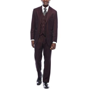 jcpenney.com | Steve Harvey® Merlot Suit Separates