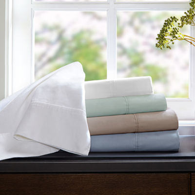 Sleep Philosophy 400tc Wrinkle Warrior Set of 2 Pillowcases