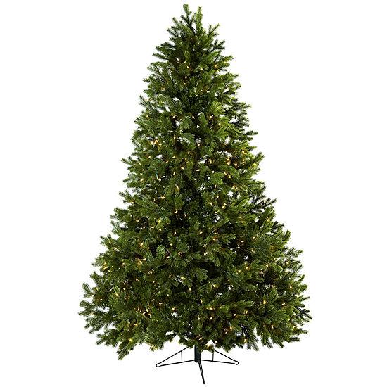 Nearly Natural 7 1/2 Foot 7.5ft Royal Grand Christmas Tree
