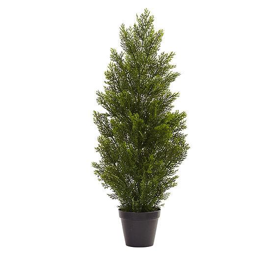 Nearly Natural 3ft Mini Pine Christmas Tree