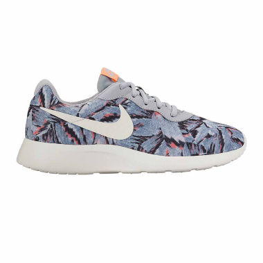 Nike® Tanjun Print Womens Running Shoes