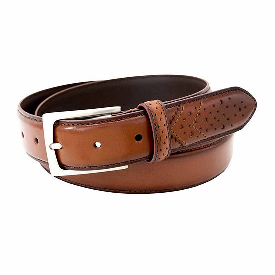 Florsheim® Montinaro Full Grain Leather Belt