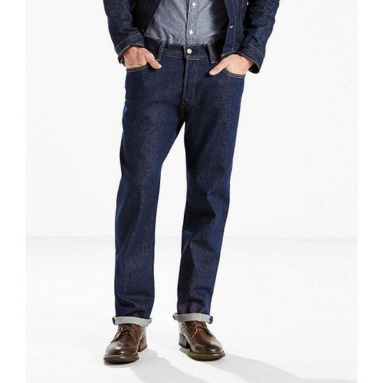 Levi's 501 Original Fit Stretch Jeans- Big & Tall