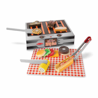 Melissa & Doug® Grill & Serve BBQ Set