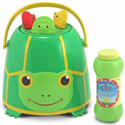 Melissa & Doug® Tootle Turtle Bubble Bucket