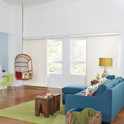 "Bali Vinyl 3 1/2"" Vertical Blinds"