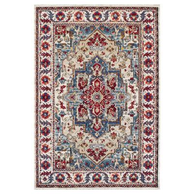 Couristan® Floral Sarouk Rectangular Rug
