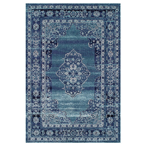 Couristan® Center Medallion Rectangular Rug