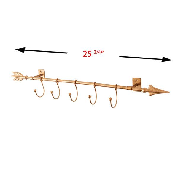 Southern Enterprises Arrow Wall Hook