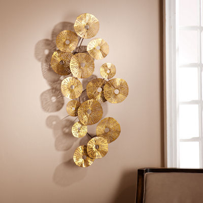 Southern Enterprises Aura Abstract 2-pack Abstract Wall Sculpture