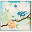 Intelligent Design Blooming Florals Deco Box 2-pc. Canvas Art