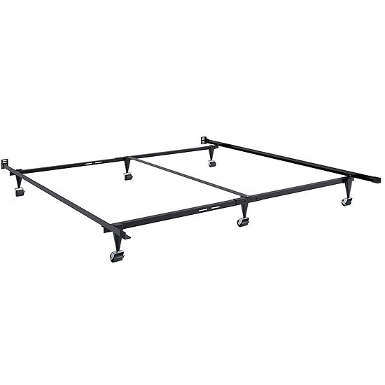 Adjustable Queen To King Metal Bed Frame - JCPenney