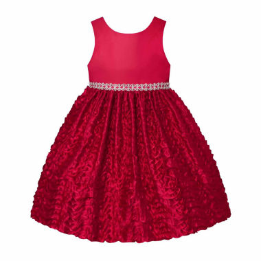 American Princess Sleeveless A-Line Dress - Big Kid Girls