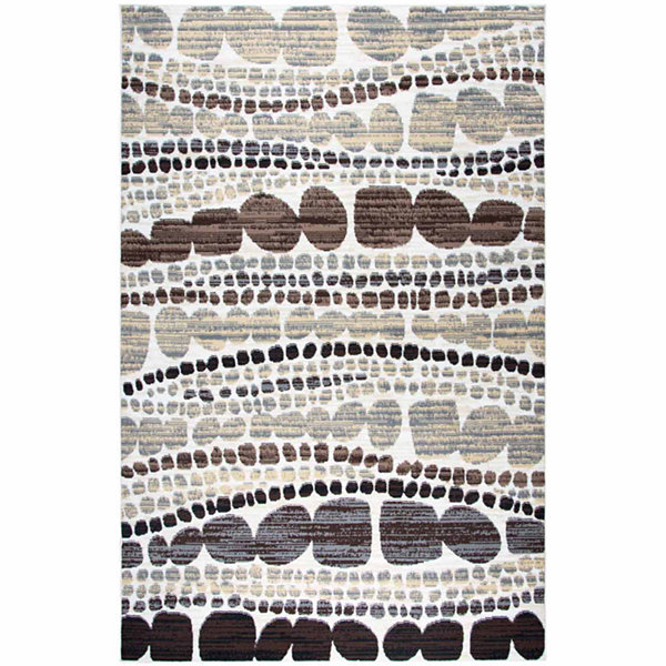 Rizzy Home Xcite Collection Camilla Pattern Rectangular Rugs