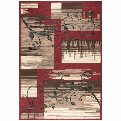 Rizzy Home Xcite Collection Veronica Patchwork Rectangular Rugs