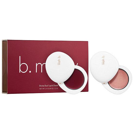 lilah b. B. Merry Divine Duo™ Lip & Cheek Set