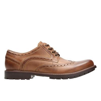 Clarks Curington Mens Oxford Shoes