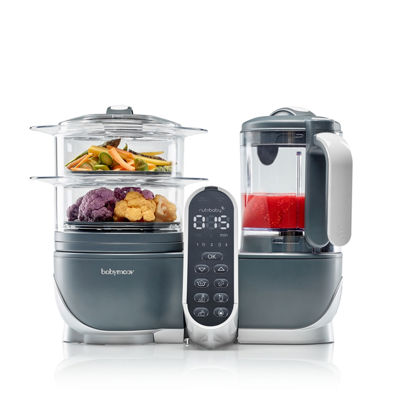 Babymoov Duo Meal Station Baby Food Processor