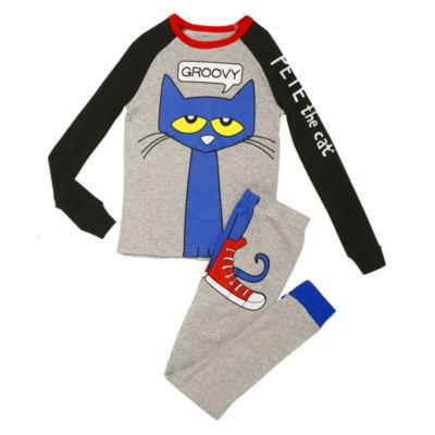 Pete The Cat 2-pc. Pajama Set Boys