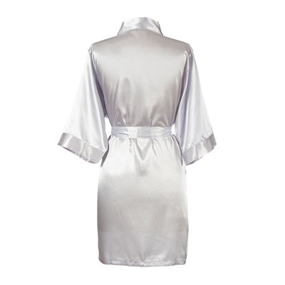 Cathy's Concepts Personalized Luxury Satin Robe