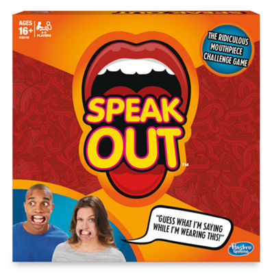 Hasbro SPEAKOUT
