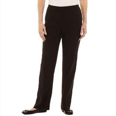 Alfred Dunner Jungle Habitat Pull-On Pants
