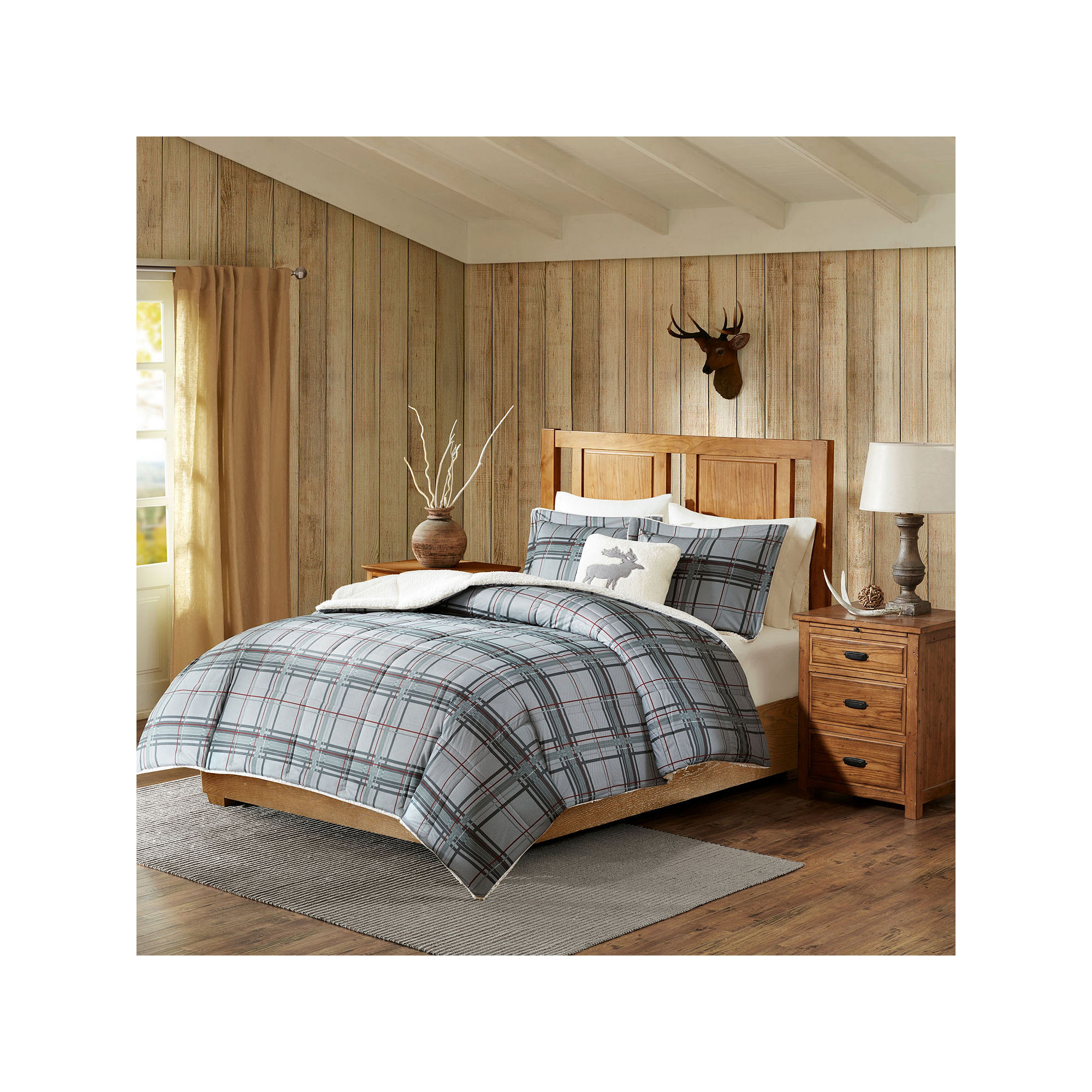 Woolrich Winter Sky Comforter Set