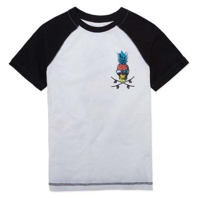 Arizona Fashion Graphic T-Shirt-Boys 4-20