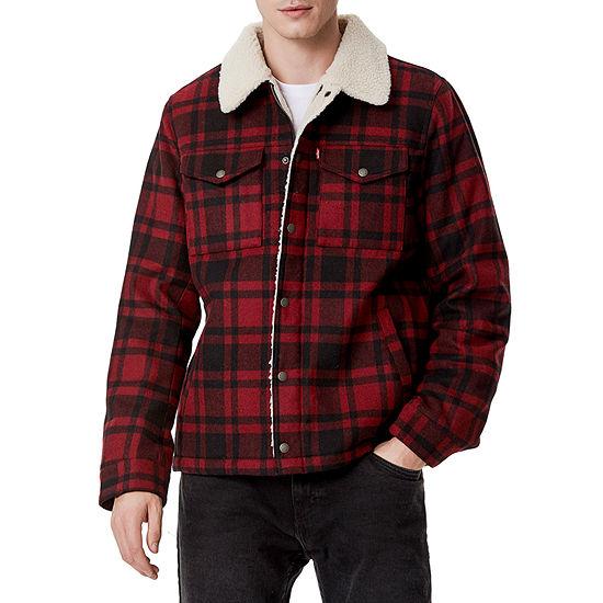 Levi's Midweight Faux Fur Coat