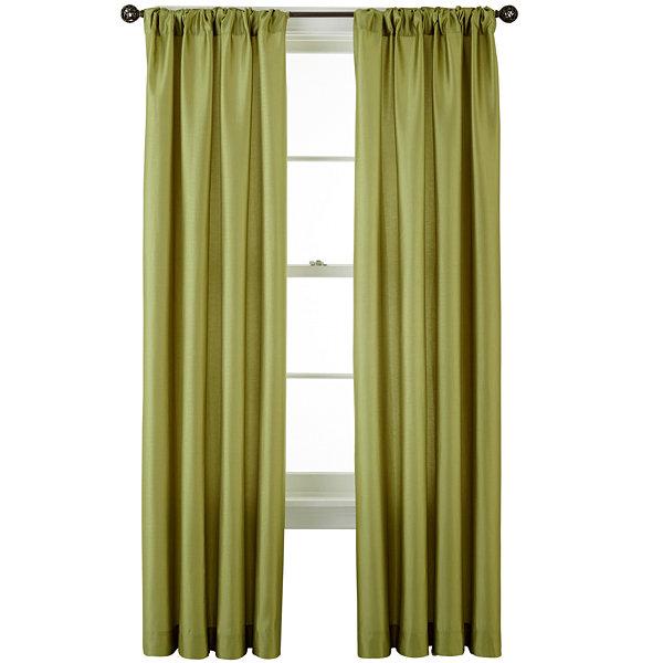 Studio Finley Rod Pocket/Back Tab Curtain Panel