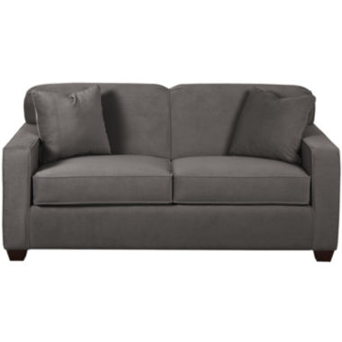 Sleeper Possibilities Track-Arm Loveseat