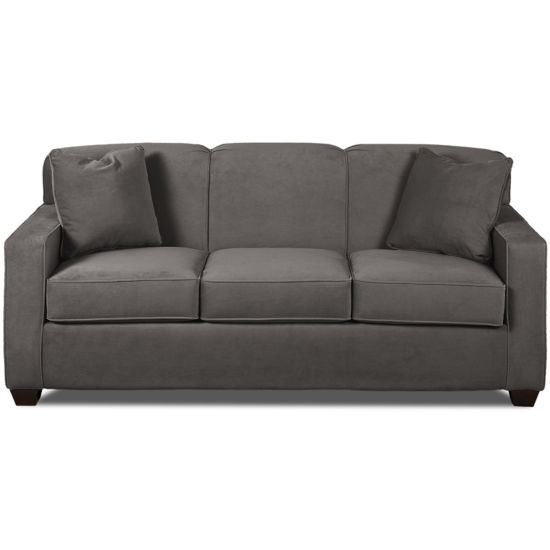 Sleeper Possibilities Track-Arm Sofa