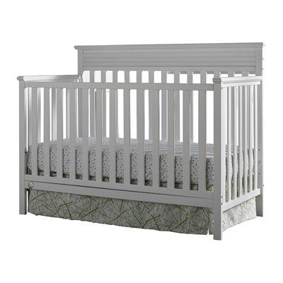 Fisher-Price Newbury Convertible Crib - White