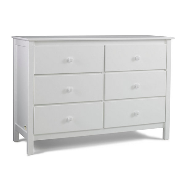 Fisher-Price Snow-White Nursery Double Dresser