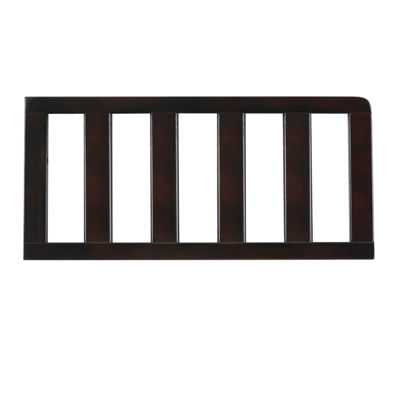 "Fisher-Price 19"" Espresso Toddler Guard Rail"