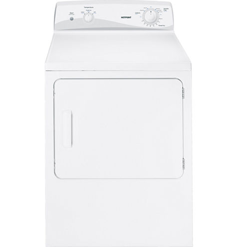 Hotpoint® 6.0 cu. ft. Capacity Dura Drum Gas Dryer