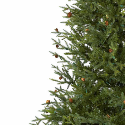 Nearly Natural 7 1/2 Foot Pine Christmas Tree