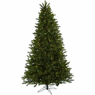 Nearly Natural 7 1/2 Foot 7.5ft Rembrandt Christmas Tree