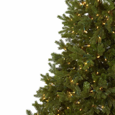 Nearly Natural 7 1/2 Foot 7.5ft Royal Grand Christmas Tree