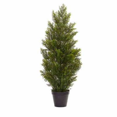 Nearly Natural 3ft Mini Pine Christmas Tree