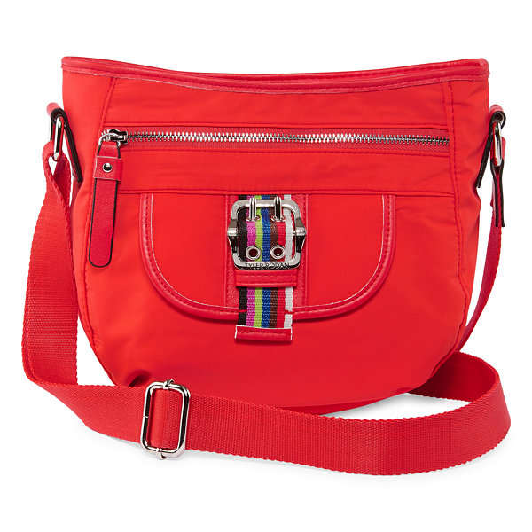 Tyler Rodan Oxford Mid Crossbody Bag