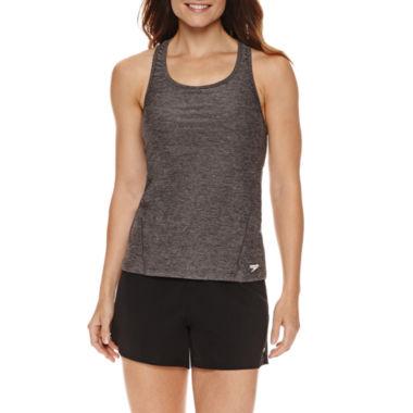 jcpenney.com | Speedo Power Pulse Tankini Swimsuit Top or Swim Short