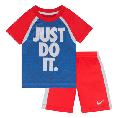 Nike 2-pack Short Set Toddler Boys