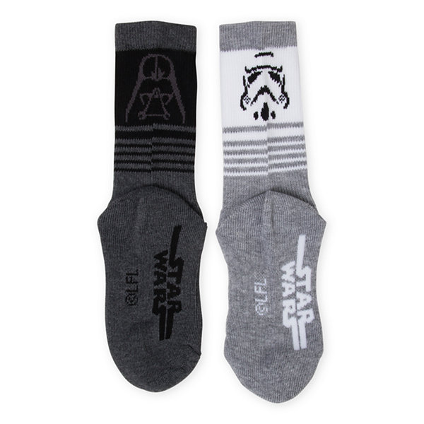 Star Wars Crew Socks 2-pc.