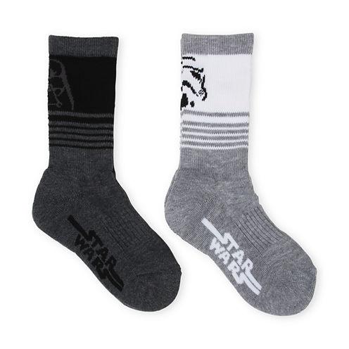 Star Wars Crew Socks 2-pc.